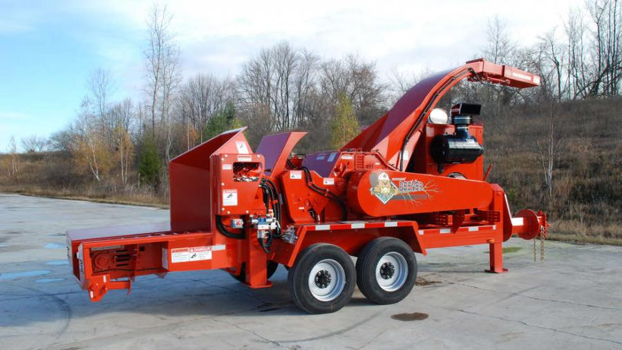 Morbark's contract with the NJPA includes the complete lines of Beever brush chippers, stump grinders, horizontal and tub grinders, and whole tree chippers.
