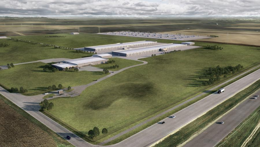 Apple recently announced its plans to build a 400,000-sq.-ft. data center in Waukee, Iowa.