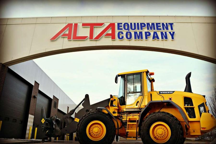 Volvo Construction Equipment (Volvo CE) recently appointed Alta Equipment Company as its authorized dealer in central and northern Illinois.