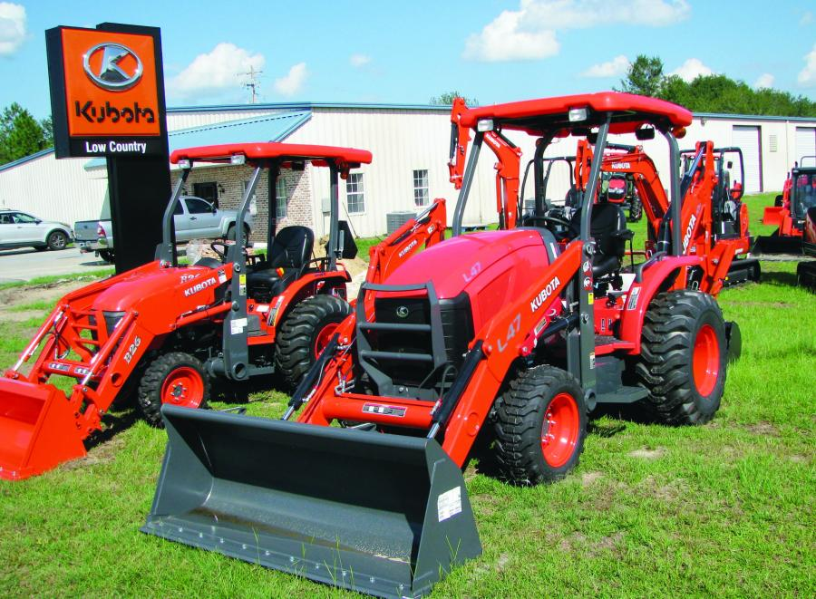 Low Country Kubota — a full-line Kubota dealer offering more than 30 types of tractors for the Ag market, as well as consumer lawn and garden equipment, hay tools/spreaders, commercial turf products and utility vehicles — recently opened its new facility in Statesboro, Ga.