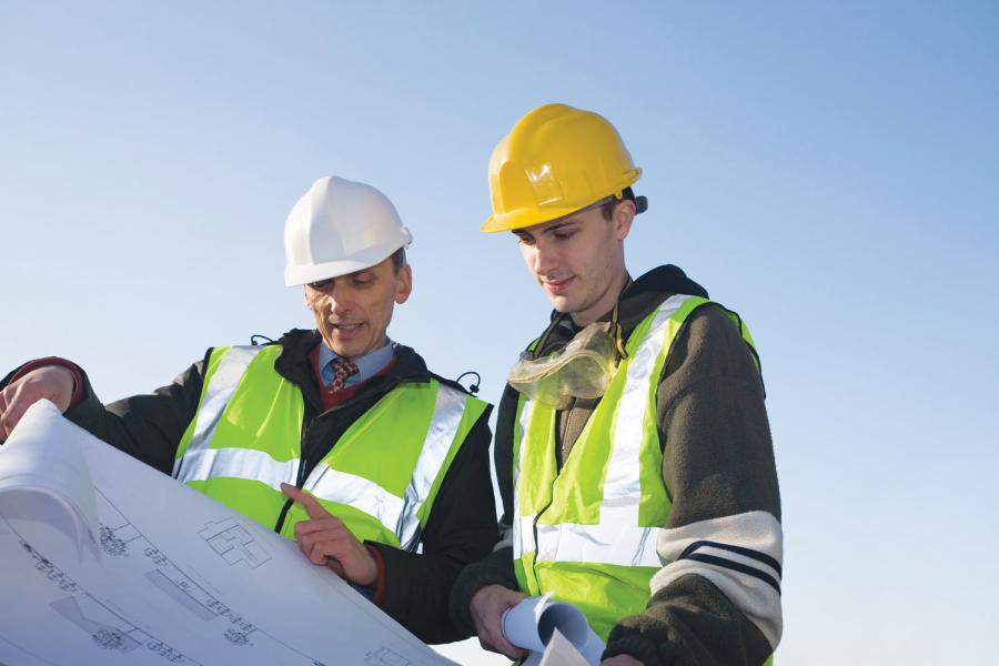 From learning on the job to earning degrees in civil engineering, there are many roads into the construction industry and its array of specialties.