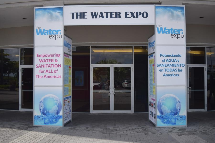 The Water Expo Sees Increase in Exhibitor Participation