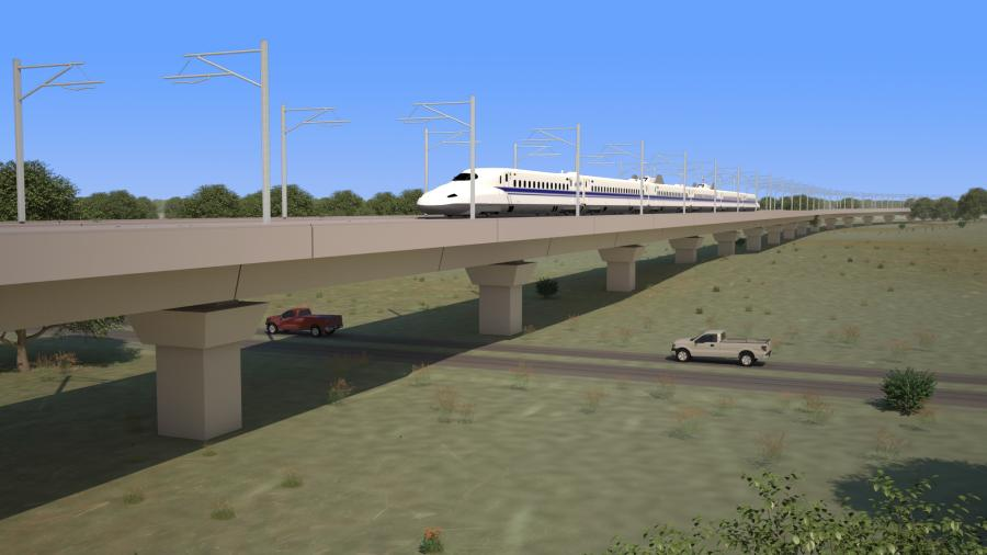 Texas Central, Fluor and Lane will be working together on refining and updating the project's construction planning and sequencing, scheduling and cost estimates, procurement and other design and engineering activities related to the civil infrastructure.