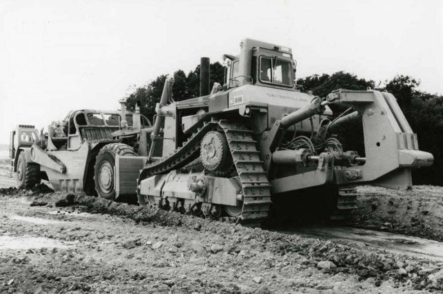 Forty years ago this September, Caterpillar rolled off of its production lines 10 pilot models of the world's largest, most powerful dozer, destined to leave a lasting legacy on the industry.
