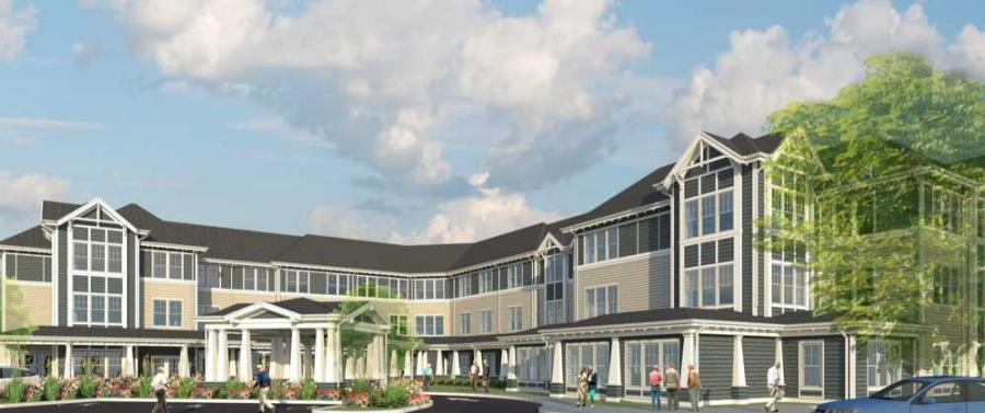 LCB Senior Living facilities feature salons, media centers — described as a type of movie theater — and fine dining with professional chefs and menus on par with commercial restaurants.
