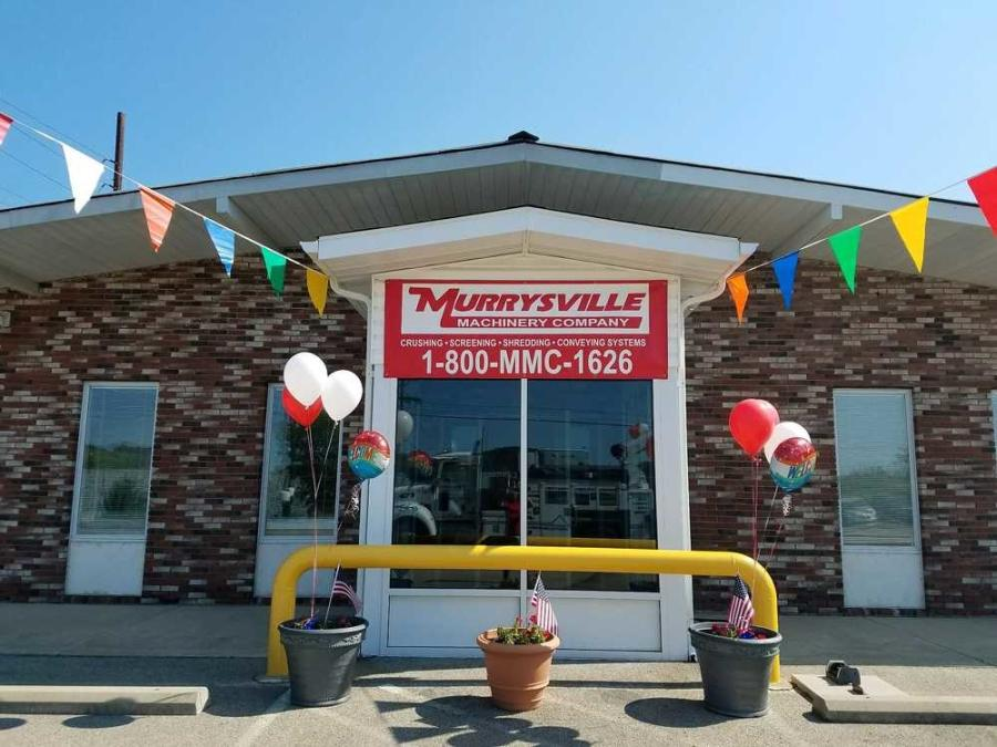 Murrysville Machinery hosted a Customer Open House on Aug. 9 at its New Stanton, Pa., facility.