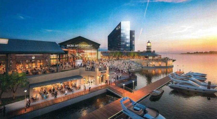 MGM announced Sept. 18 its plans for a new $600 million casino in Bridgeport, Conn.