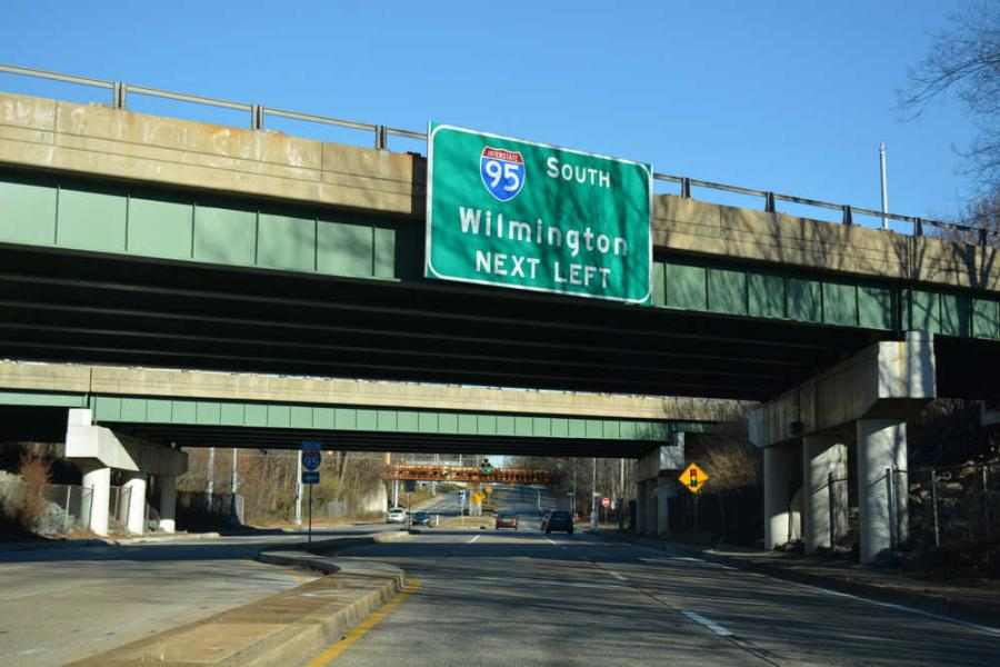 The investments include $165 million for the upcoming two-year or more reconstruction of the I-95 Wilmington corridor.