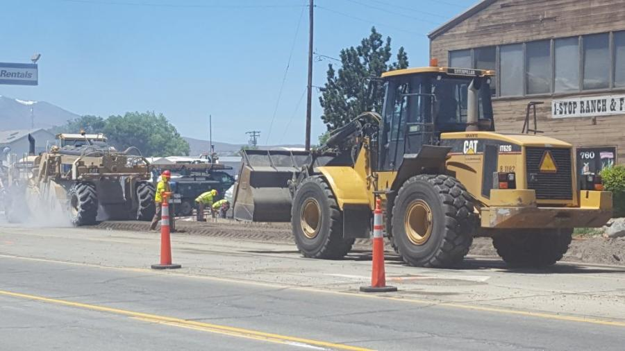 Through fall, major roadway reconstruction will continue on Second Street/Glendale Avenue between Kietzke Lane and east McCarran Boulevard.