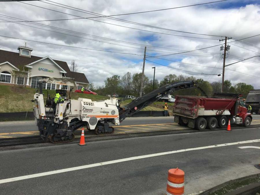 Asphalt Repair Solutions Inc. provides total reclamation, milling, grading and paving work.