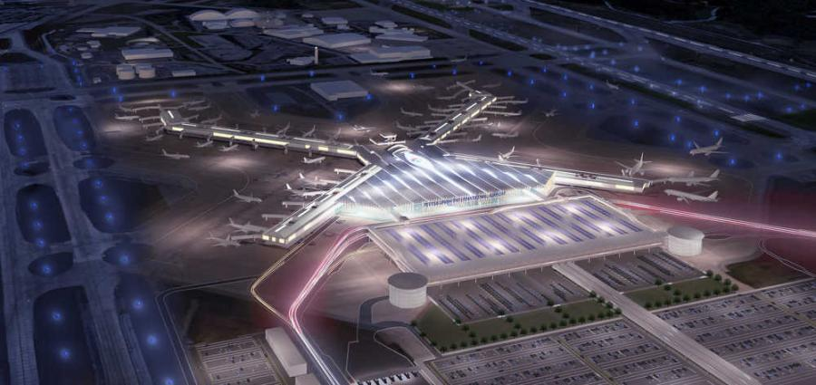 Allegheny County Airport Authority officials announced plans to reshape the future of Pittsburgh International Airport at a cost of $1.1 billion.