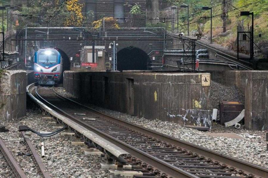 Construction of a new Hudson River rail tunnel serving New York Penn Station will provide greater operational flexibility and infrastructure resiliency, following damage from Superstorm Sandy.