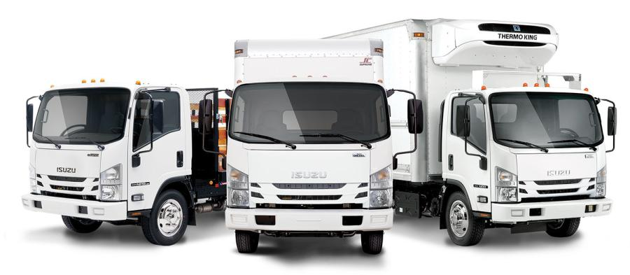 "The www.isuzucv.com website offers visitors product information and specifications about Isuzu N-Series Class 3 through 5 trucks and the all-new Class 6 Isuzu FTR. Functionality includes a dealer locator; comparison tool; ""get-a-quote"" feature; information about Isuzu parts, accessories and class-leading warranties; videos; an owners' section; details about available financing and leasing programs; and much more."