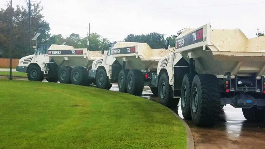 Following the destruction left in the wake of Harvey, which hit Houston on Aug. 25, Linco sprung into action, taking its articulated framed trucks to the streets to rescue victims of the severe flooding that stemmed from the hurricane.