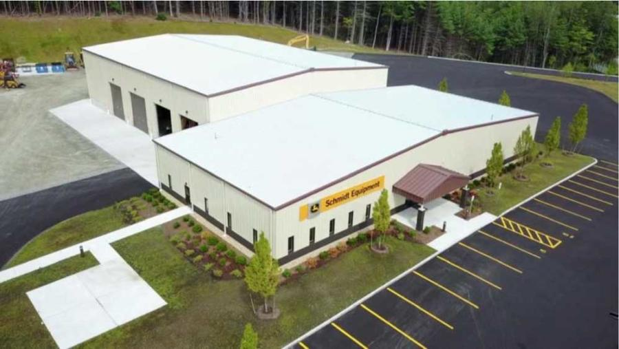 Schmidt Equipment's new location facility in Billerica, Mass., is more than triple the capacity of its previous location.