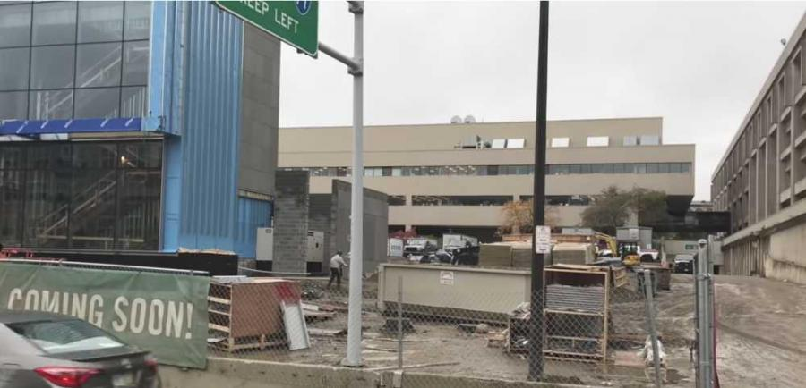 An OSHA spokesman said Oct. 12 that Matulis was working for a Cleveland company called Coleman Spohn that's involved in work on a building on the campus located on the edge of downtown.