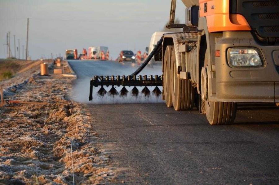 As of now, asphalt concrete is the primary material used to construct our roadways.