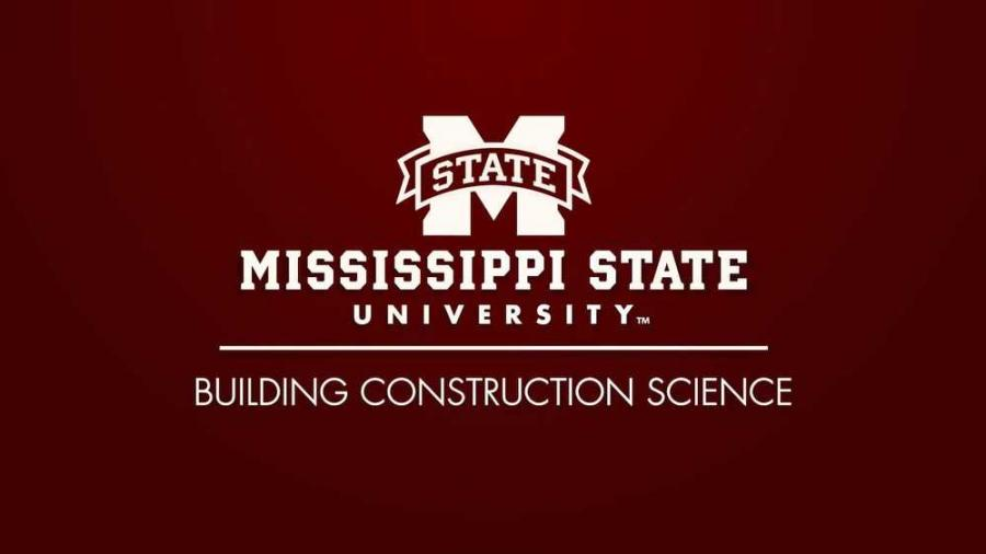 Mississippi State Scholarships >> Construction Science Students Awarded Academic Scholarships