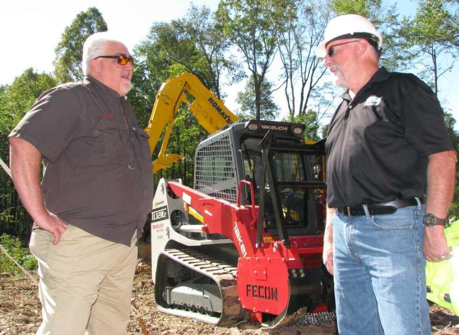 Power Equipment Company Hosts Two-Day Demo | Construction Equipment