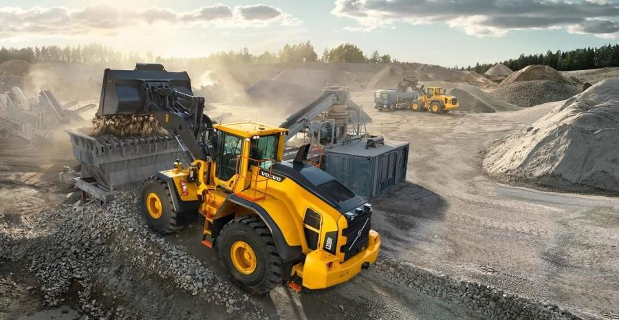 Profitability was positively impacted by higher sales, improved capacity utilization in the industrial system and again from the sale of Volvo CE's dealership in Great Britain.