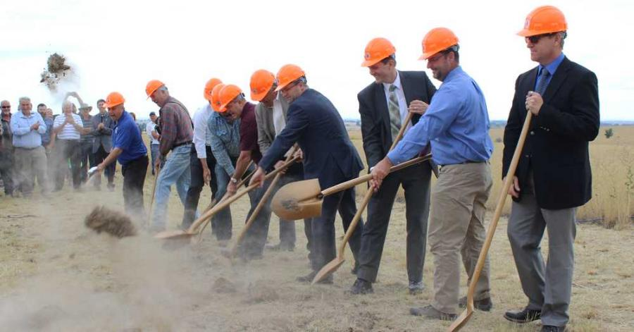 Government and business leaders broke ground on the Northgate Project in east Idaho on Sept. 14.