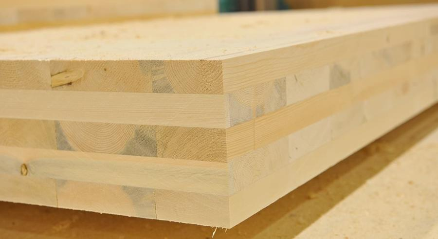 Katerra said it will manufacture cross-laminated timber, or CLT, and other mass timber products at a new plant it is building in Spokane Valley.