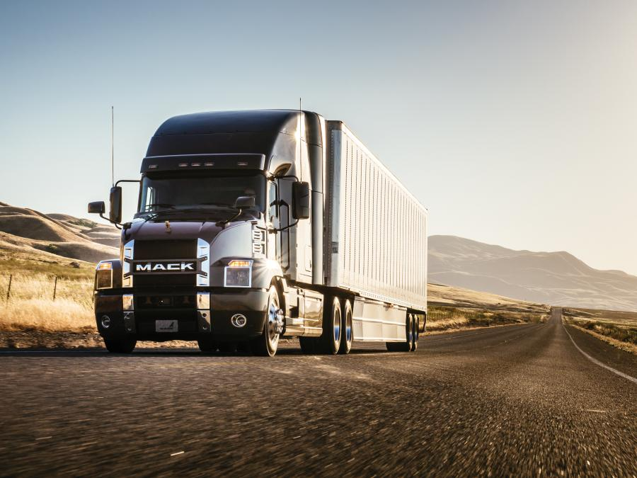 In addition to continuing its sponsorship of the American Trucking Associations' Share the Road highway safety program in 2018, Mack Trucks will donate a 2018 Mack Anthem 70-in. stand up sleeper model to aid in the program's outreach efforts.
