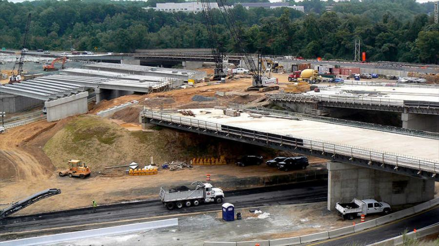 Alternatives to conventional financing are seen as imperative, FHWA officials said, due to the Highway Trust Fund's gradual inability to keep pace with increasing construction and repair costs nationwide.