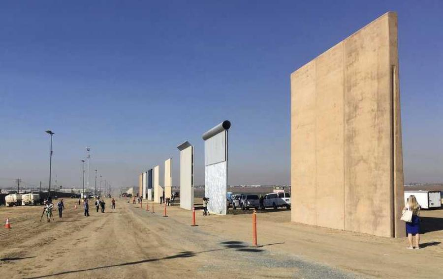 The testing lasting up to two months could lead to officials concluding that elements of several designs should be merged to create effective walls, said Ronald Vitiello, U.S. Customs and Border Protection's acting deputy commissioner. That raises the possibility of no winner or winners.