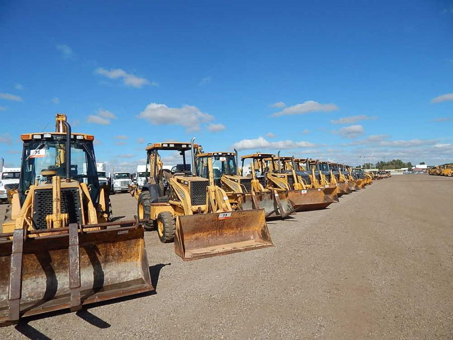 Ritchie Bros. held a 