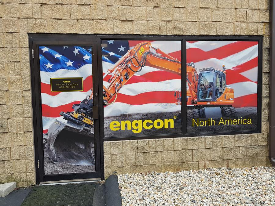 Engcon's new company, Engcon North America, will be responsible for the U.S. and Canadian market and will focus on identifying customers who can benefit from Engcon's advanced technology