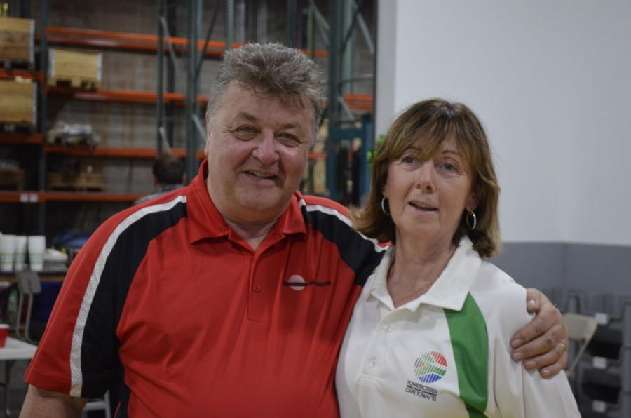 From Powerscreen New England's beginning in 1997, Seamus's wife, Bernadette, has been an integral part of running the day-to-day operations of the company, as well as being its finance officer.