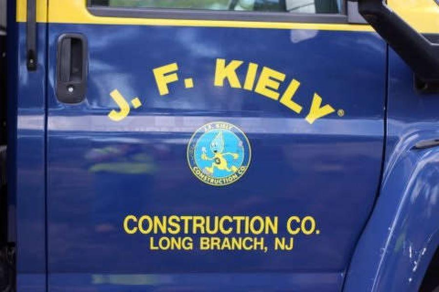 J.F. Kiely Construction Co. gave its team members the unique opportunity to volunteer personal time to help rebuild the home of a family still displaced from Superstorm Sandy after nearly five years.