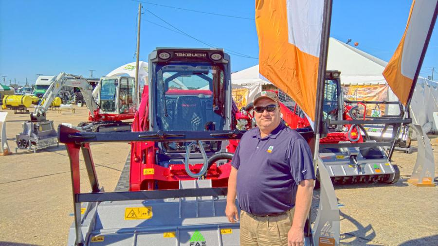 Steindl brings over 20 years of experience working around and selling heavy machinery. With this new hire, FAE is poised to better service to a growing Northeast market.