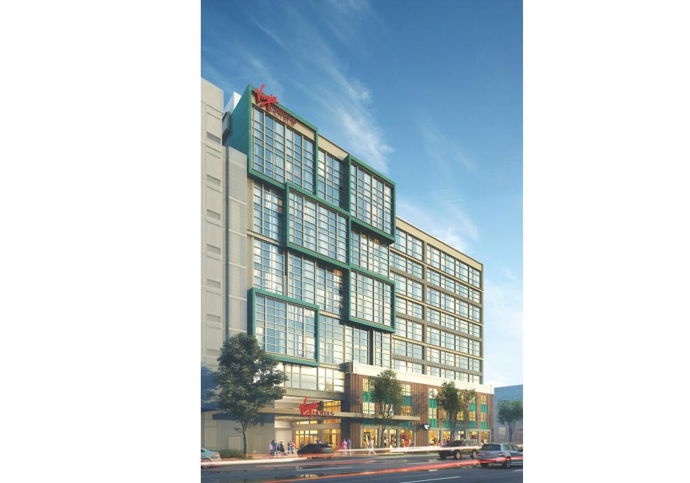 Expected to open in fall 2019, the brand's first Washington, D.C., property will reside in the city's emerging Union Market area.