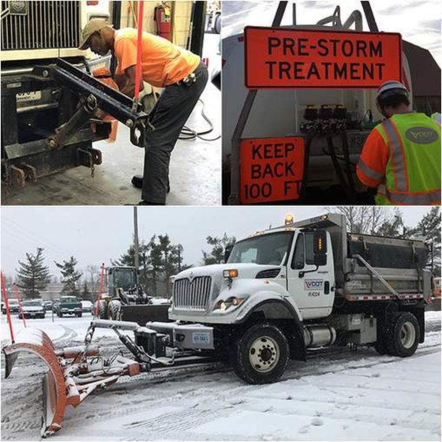 Almost $84.9 million is set aside for snow removal in northern Virginia this winter, and the agency's state and contracted fleet is ready with more than 4,500 pieces of equipment. More than 120,000 tons of salt, 250,000 gallons of brine, and 25,000 tons of sand are on hand and will be restocked regularly through the season.