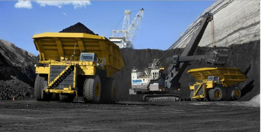 Peabody Energy won in the coal category for its redesign of seat belt restraints in haul trucks.