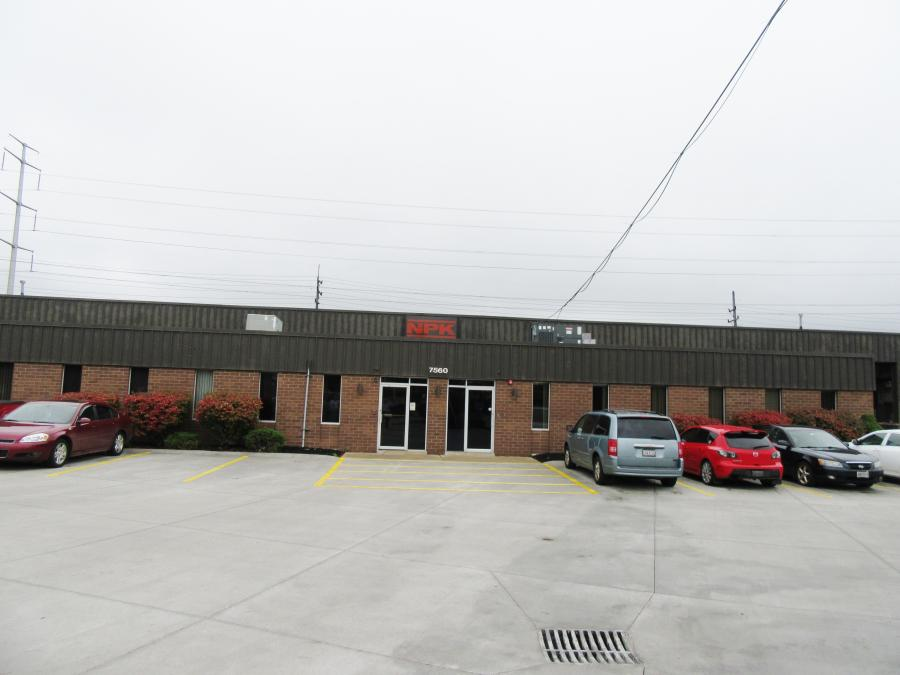 The building, which at one time served as the primary assembly plant, is now used as a remanufacturing center, large fabrication and as a service training center for technicians from the company's dealer network.
