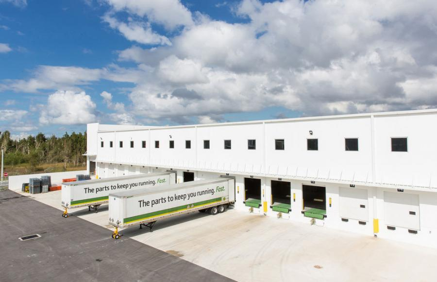 The 115,000-sq.-ft. facility in Miami will serve all Latin America countries, except Brazil, Argentina and Mexico, which currently have in-country RDC locations.