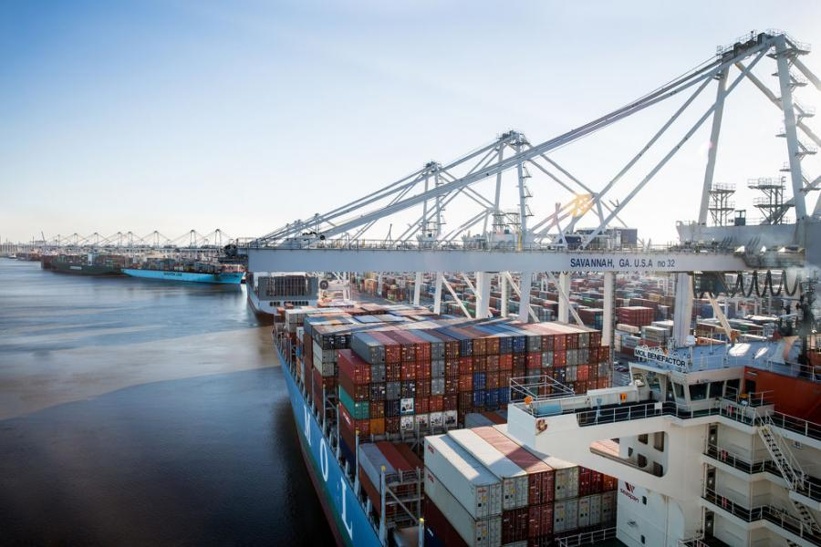 On the heels of reporting 32 percent growth in containerized trade for October, an all-time record for Savannah, the Georgia Ports Authority approved rail and gate expansion projects that will significantly increase capacity at GPA's Garden City Terminal — the single largest container terminal in all of North America.