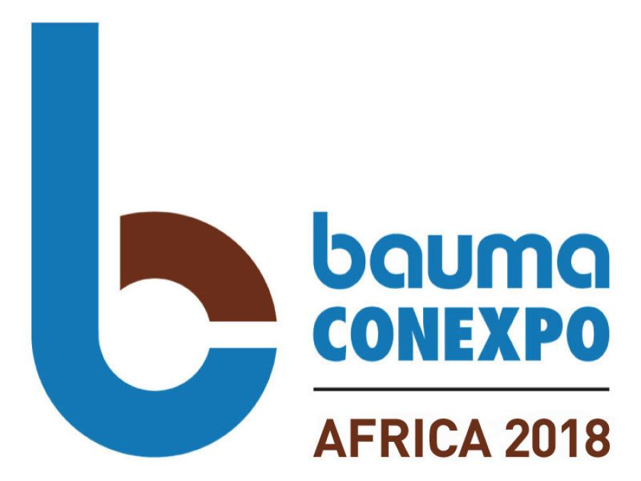 Stakeholders in the African and international construction and mining industries are set to meet up at bauma CONEXPO AFRICA in Johannesburg, South Africa, from March 13 to 16, 2018.