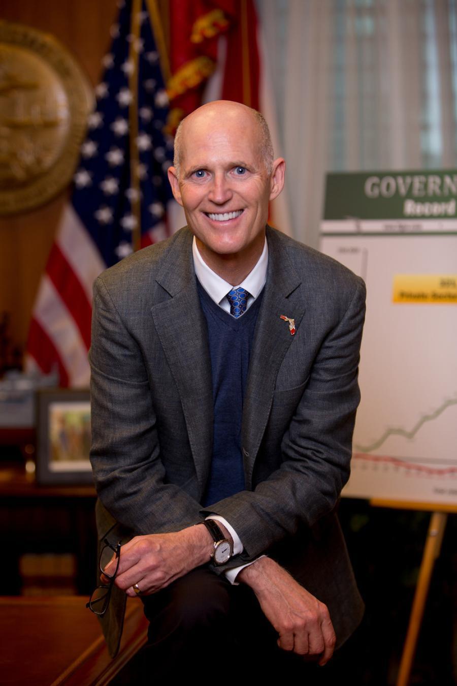 Gov. Rick Scott (flgov.com photo)