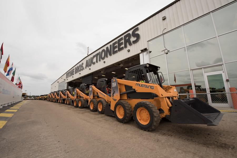 With consignments already coming in from Europe and across the United States, Ritchie Bros.' Feb. 2018 Orlando, Fla. auction is building momentum.
