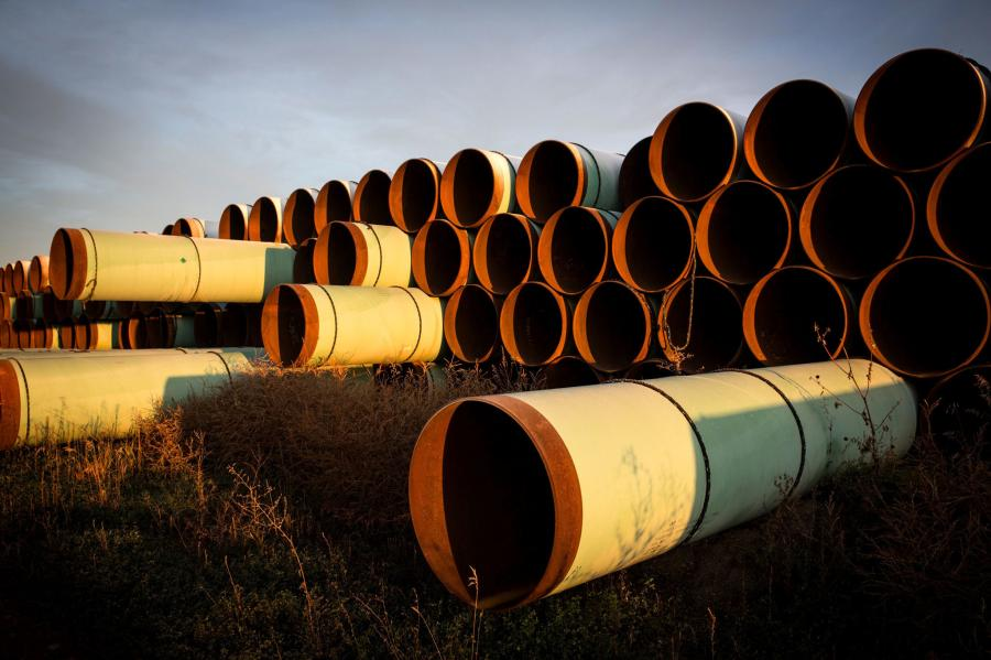 Now, TransCanada is looking to Nebraska regulators for clarification about the alternate route, which it says will add another pumping station and five miles of pipeline to the company's preferred route.