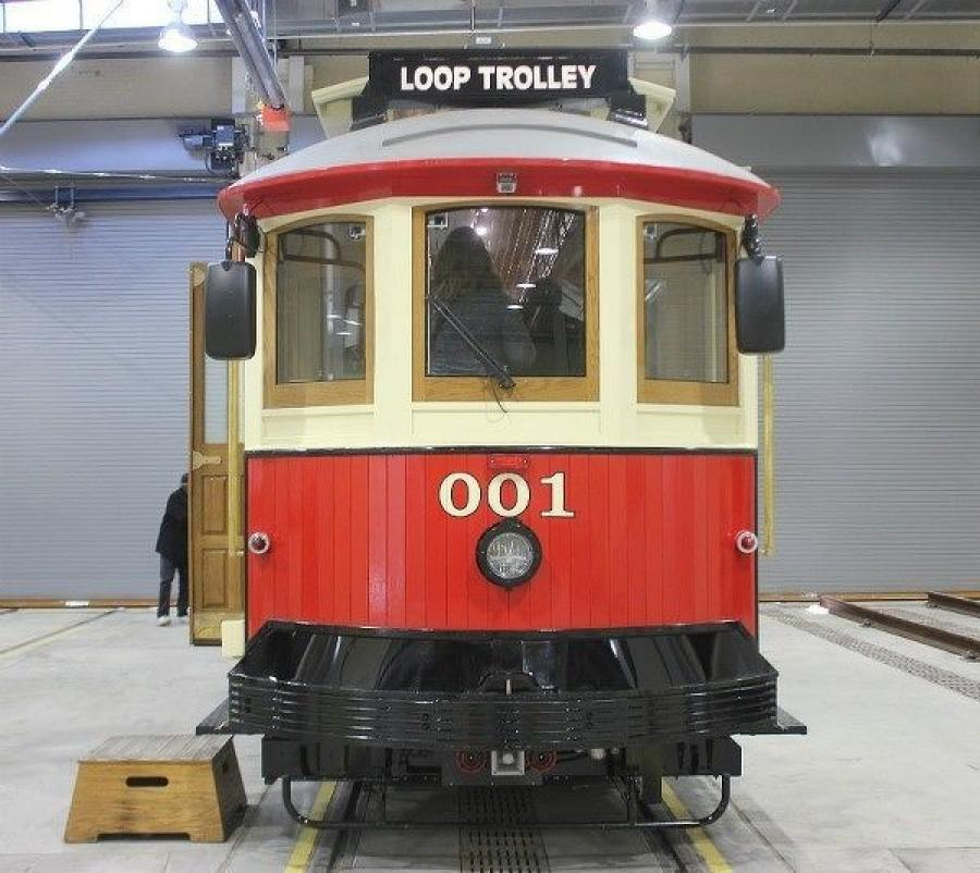 Loop Trolley Co. recently notified local officials that it must have $500,000 to begin operation. 