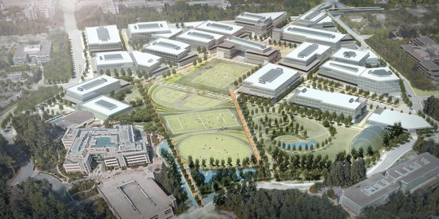 "The tech giant announced Nov. 28 a massive project that includes the renovation and expansion of its facilities, called the ""Microsoft Redmond Campus of the Future,"" K5 reported."