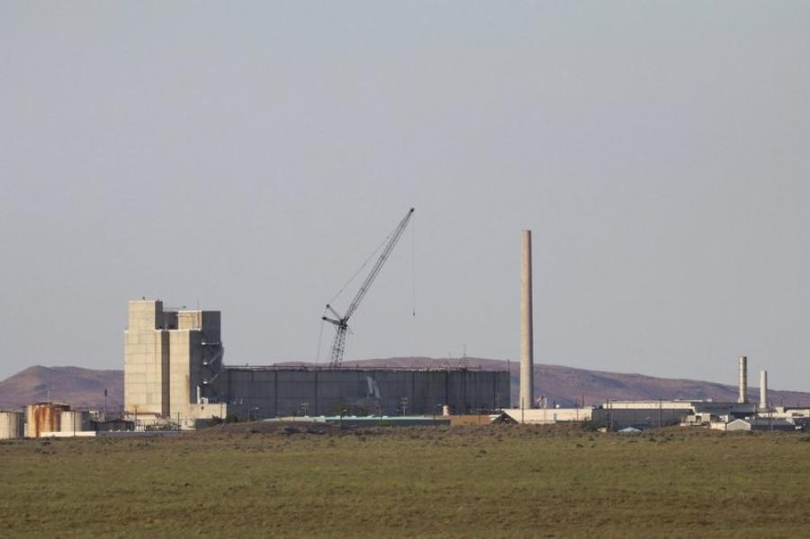 Hanford was established by the Manhattan Project during World War II to make the plutonium for the nuclear bomb dropped on Nagasaki, Japan, and most of the plutonium during the Cold War. The site is half the size of Rhode Island and is located in south-central Washington near the small city of Richland.