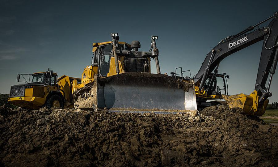Allen said the acquisition aligns with Deere's long-term strategy to expand in both agriculture and construction – the company's two global growth businesses.