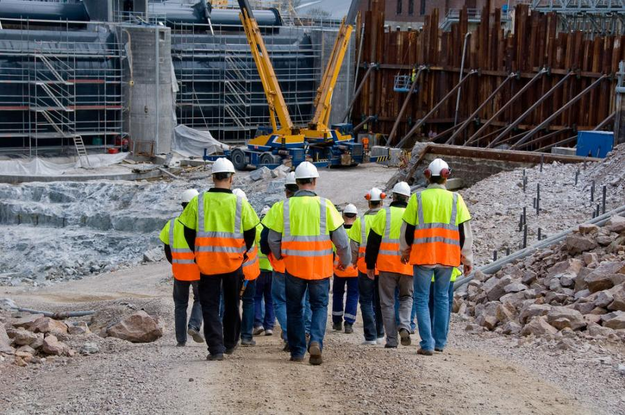 Overall construction spending reached a record high in October, although public-sector investments in infrastructure continued to lag earlier levels, according to an analysis of new government data by the Associated General Contractors of America.