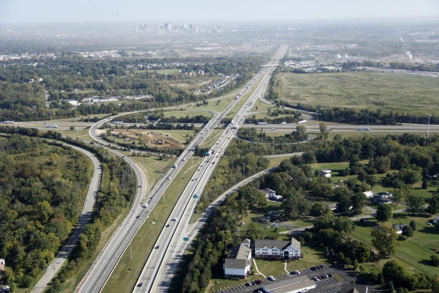 Shelly & Sands Inc. (S&S) has recently began working on Ohio Department of Transportation's South Side Mega Fix project.